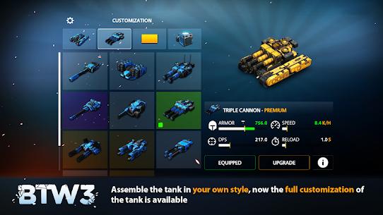 Block Tank Wars 3 v1.19 MOD APK 2