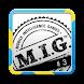 MIG 3 - Frågespel
