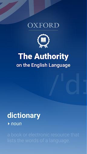 Download APK: Oxford Dictionary of English v11.9.753 [Premium + Data]