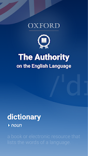 Oxford Dictionary of English For Pc (Windows And Mac) Free Download 1