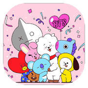 Cute BT21 Wallpapers For B T S