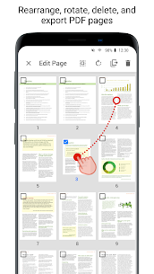 PDF Reader – Sign, Scan, Edit & Share PDF Document Arvostelu 5