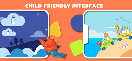 EduKid: Fun Educational Games for Toddlers