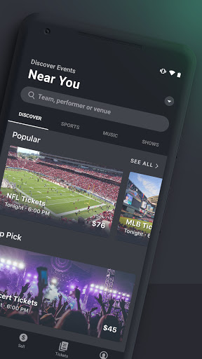 Gametime - Tickets to Sports, Concerts, Theater 13.7.0 com.gametime.gametime apkmod.id 2