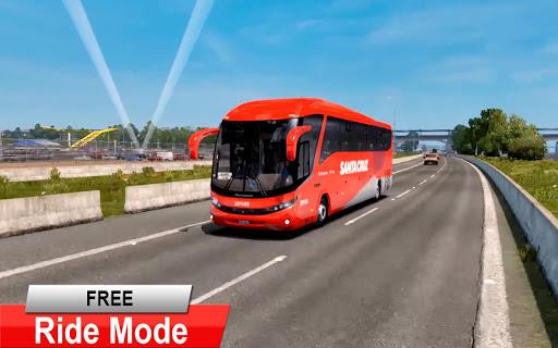 City Coach Bus Driving Simulator 3D: City Bus Game screenshots 10