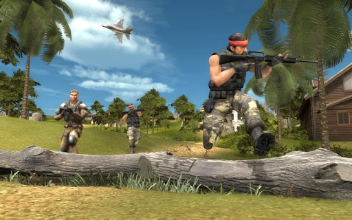 Pacific Jungle Assault Arena 1.2.0 screenshots 1