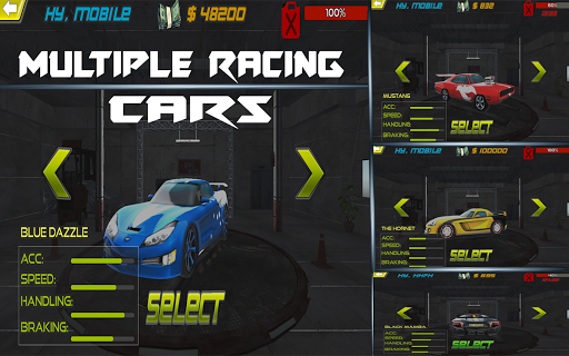 Hyper Car Racing Multiplayer:Super car racing game screenshots 13