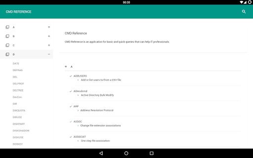 CMD 1.6.3 Screenshots 4