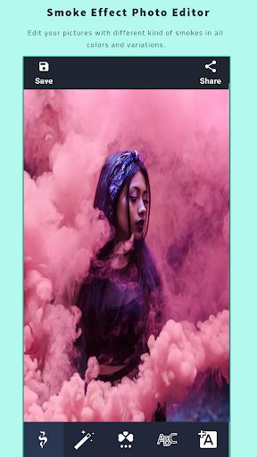 Smoke Effect Photo Editor - Smoke Effect Maker 2.0.0 Screenshots 3