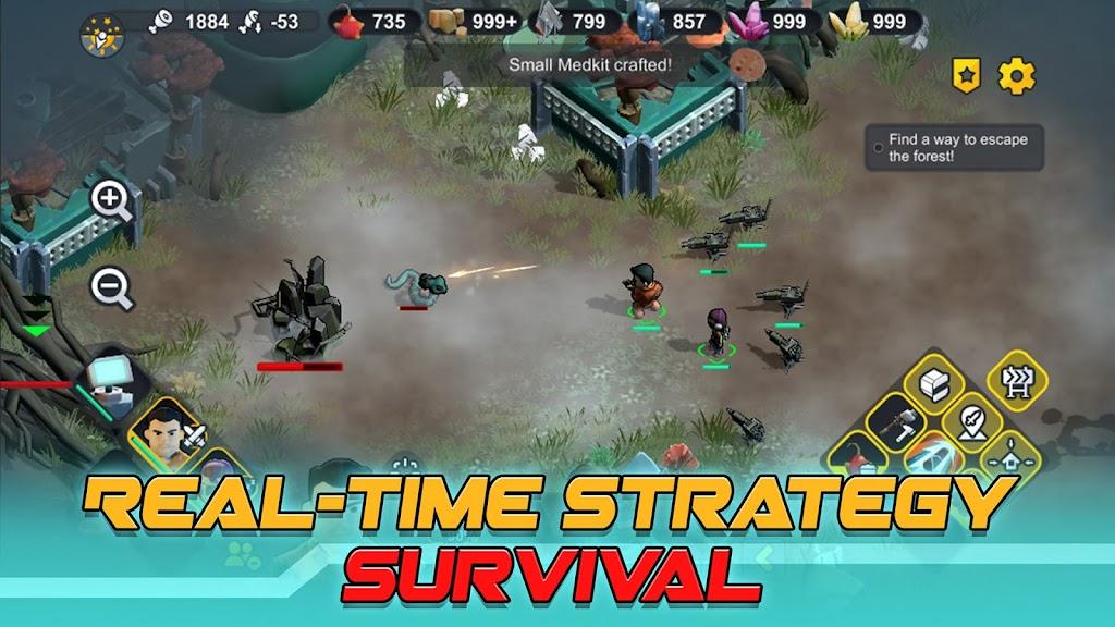 Strange World - RTS Survival poster 2
