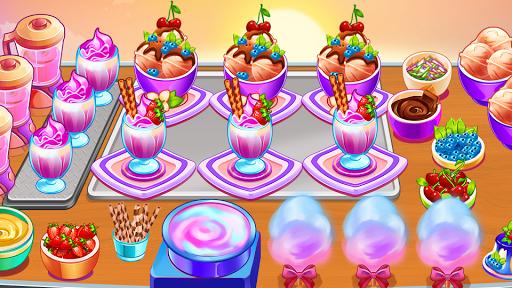 Télécharger Jeux de cuisine pour filles Restaurant Craze Fever APK MOD 1