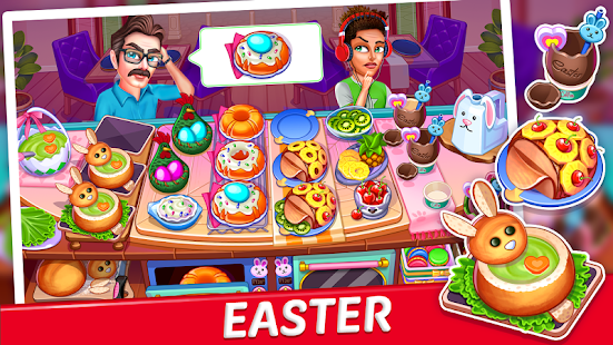 My Cafe Shop - Indian Star Chef Cooking Games 2021 Screenshot