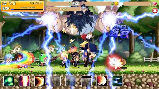 Heroes of village 2.1.3 Free screenshots 1