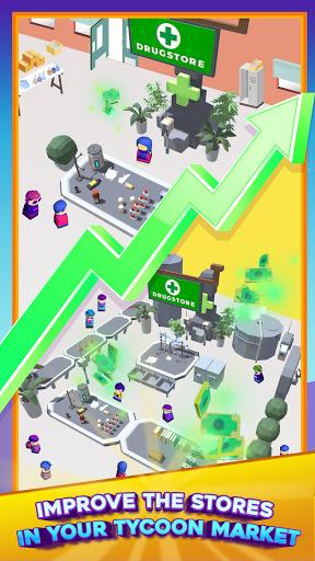 2050 Supermarket Idle u2013 Tycoon Game  screenshots 3