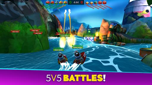 Battle Bay 4.9.0 screenshots 9
