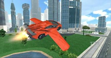 Flying Car 3D