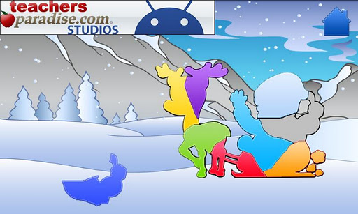 Christmas Games Shape Puzzles For PC Windows (7, 8, 10, 10X) & Mac Computer Image Number- 9