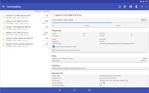 qBittorrent Controller Pro MOD APK 4.9.2 (PAID FREE) 10