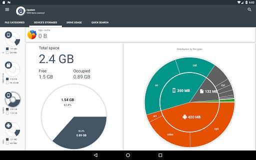 Storage Analyzer & Disk Usage 4.1.0.9 Screenshots 9