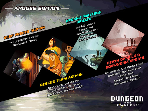 Dungeon of the Endless: Apogee  screenshots 9
