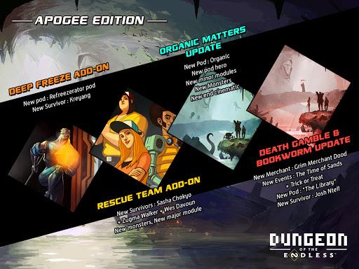 Dungeon of the Endless: Apogee apktram screenshots 9