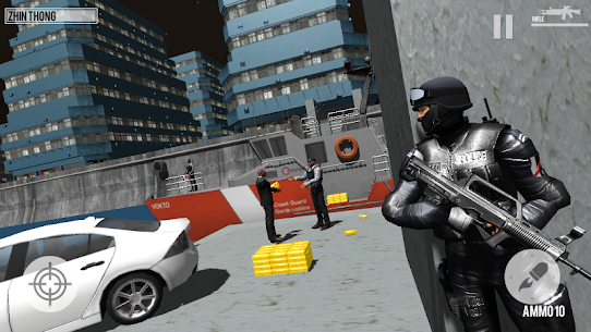 SWAT Dragons City: Shooting Game Hack for Android and iOS 2