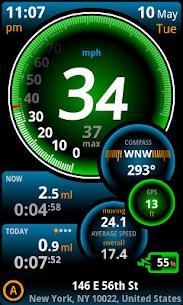 Ulysse Speedometer Pro v1.9.91 Patched APK 3