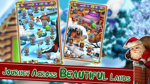 Christmas Mahjong Solitaire: Holiday Fun Apkfinish screenshots 10