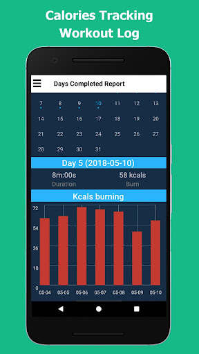 Six Pack in 30 Days - Abs Workout 1.5.0 Screenshots 17