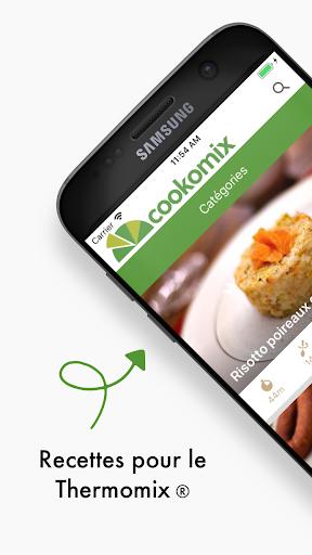 Cookomix - Recettes Thermomix  screenshots 1
