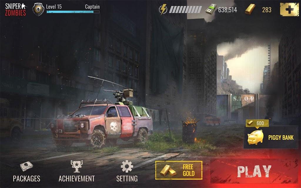 Sniper Zombies: Offline Games 3D  poster 6