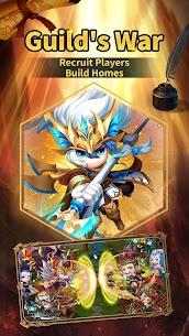 Hero Clash-Pocket War 4