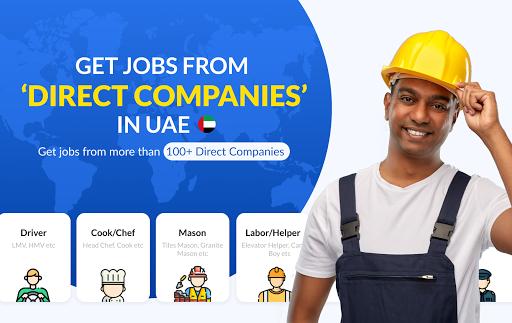 Skillbee: 1500+ Urgent Vacancy UAE Free Job Search 3.1 screenshots 1