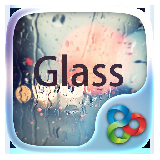 Glass GO Launcher Theme