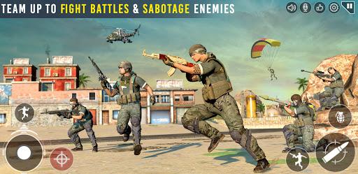 Commando Shooting Games 2021: Real FPS Free Games  screenshots 21