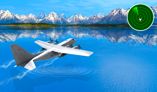 Airplane Car Transport Sim 1.7 screenshots 5