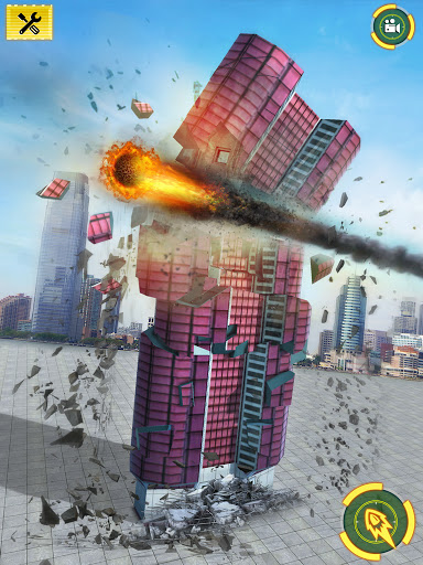 Building Demolisher: World Smasher Game apkslow screenshots 17