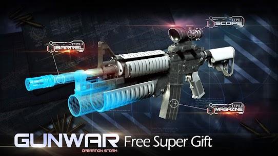 Gun War: SWAT Terrorist Strike v 2.8.1 (Mod Money) 4