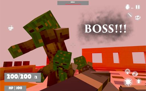 Legend Strike Zombie Sniper Shoot War Online screenshots 11