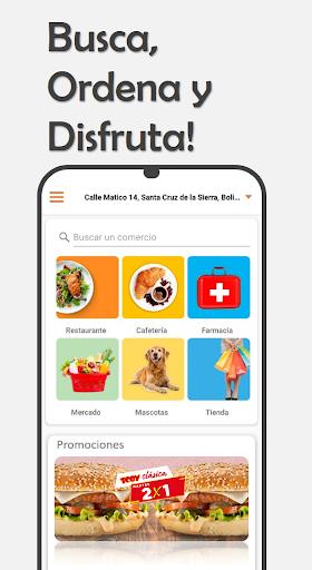 Mr Delivery & e-commerce 8.2.7 screenshots 4