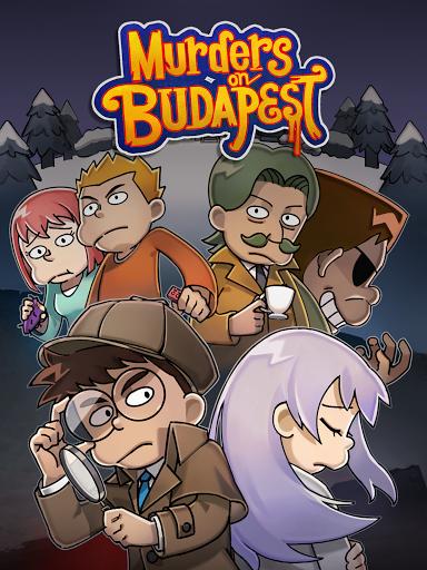 Murders on Budapest!: Visual Novel Detective Game 1.0.1 screenshots 16