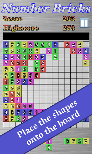 Télécharger Gratuit Number Bricks Puzzle APK MOD (Astuce) screenshots 1