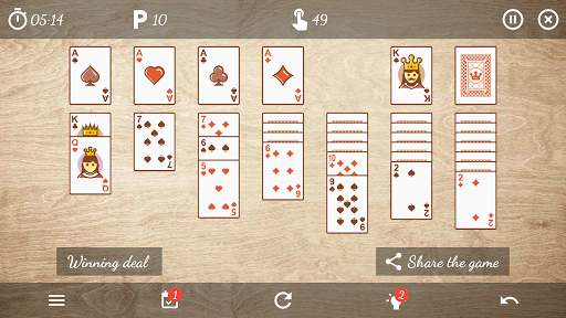 Solitaire Free Game 5.9 Screenshots 12