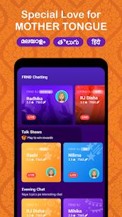 FRND – Audio Social Media App MOD APK (Unlocked) 4