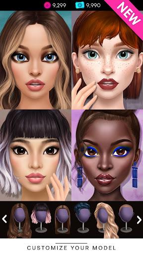 GLAMM'D - Fashion Dress Up Game 1.2.6 screenshots 1