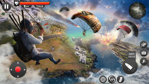 Commando Shooting Games 2020 - Cover Fire Action  screenshots 17