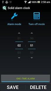 Solid Alarm Pro Paid APK 2