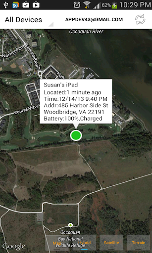Find iPhone, Android Devices, xfi Locator Lite screenshot 3