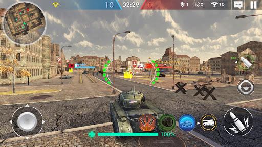 Tank Warfare: PvP Blitz Game 1.0.19 screenshots 6