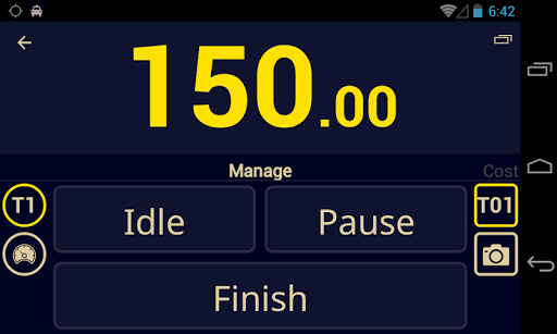 Taximeter for all 3.9.3 Screenshots 6